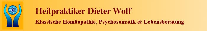 Heilpraktiker Dieter Wolf