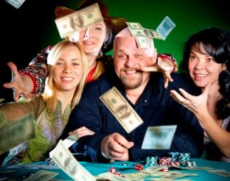 geldspiel ums glueck