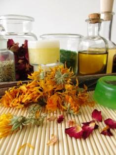Naturkosmetik - Bestandteile nätürlicher Körperpflege