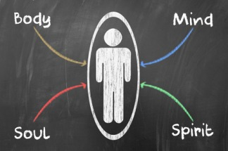 Der Mensch: Ein vielschichtiges Wesen aus Körper, Verstand, Seele und Geist!